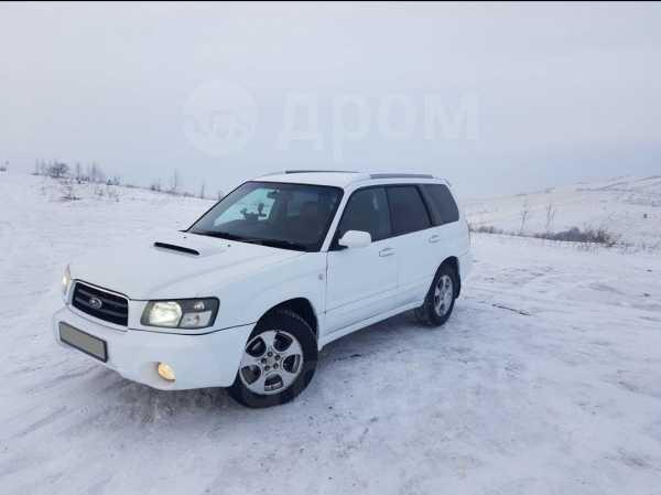 Subaru Forester, 2002 год, 399 999 руб.