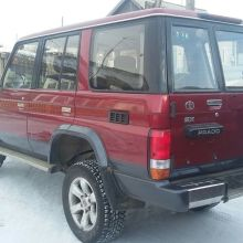 Залари Land Cruiser Prado