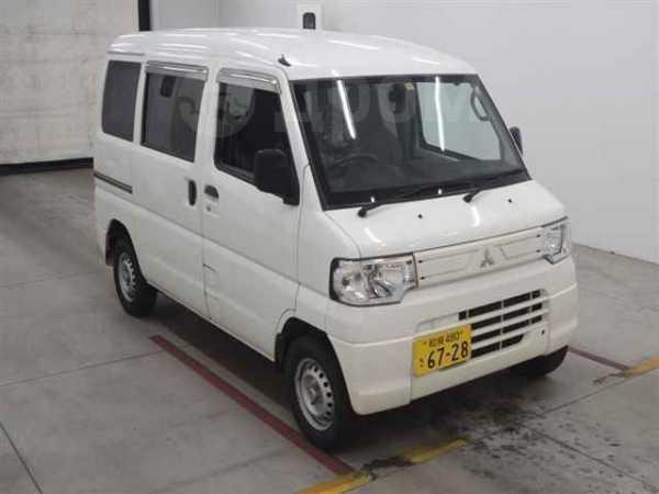 Mitsubishi Minicab MiEV, 2012 год, 398 000 руб.
