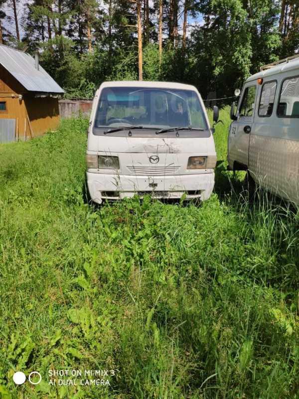 Mazda Bongo Brawny, 2000 год, 50 000 руб.