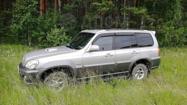 Hyundai Terracan, 2004 год, 460 000 руб.
