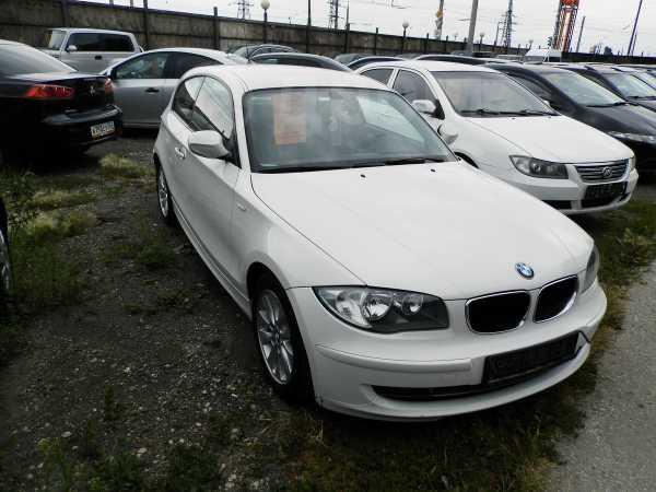 BMW 1-Series, 2010 год, 640 000 руб.
