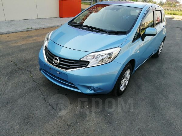 Nissan Note, 2014 год, 510 000 руб.