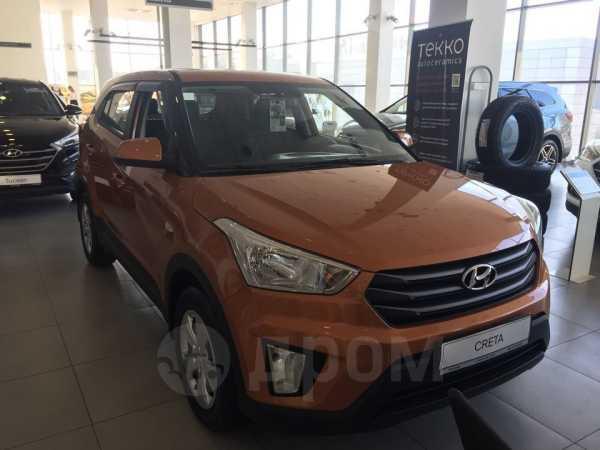 Hyundai Creta, 2019 год, 1 016 000 руб.