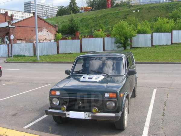 Лада 4x4 2131 Нива, 2003 год, 79 000 руб.