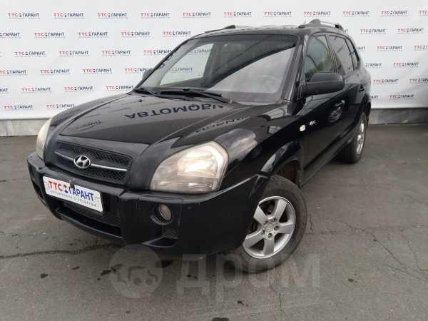 Hyundai Tucson, 2006 год, 424 400 руб.