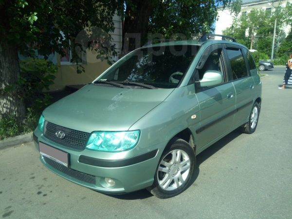 Hyundai Matrix, 2008 год, 390 000 руб.