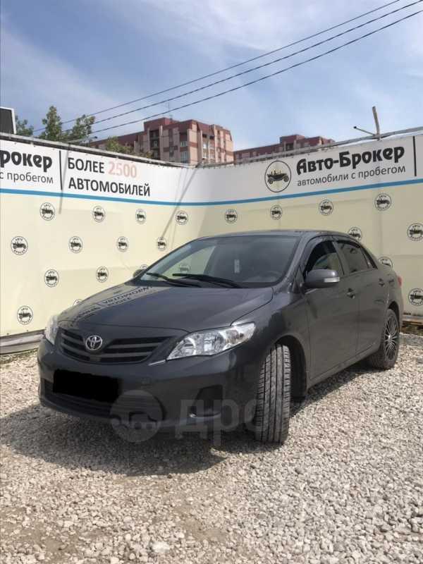 Toyota Corolla, 2012 год, 776 000 руб.