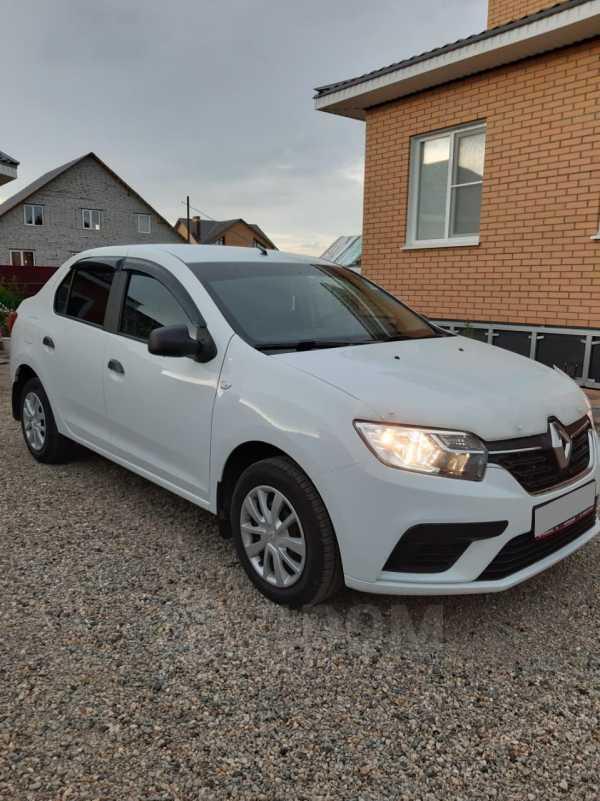 Renault Logan, 2018 год, 570 000 руб.