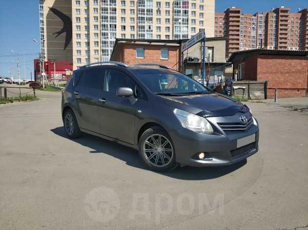 Toyota Verso, 2011 год, 740 000 руб.
