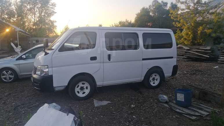 Nissan Caravan, 2003 год, 339 000 руб.