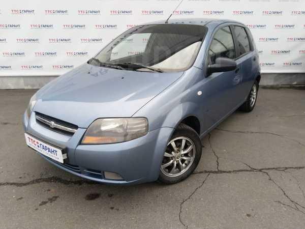 Chevrolet Aveo, 2006 год, 192 100 руб.