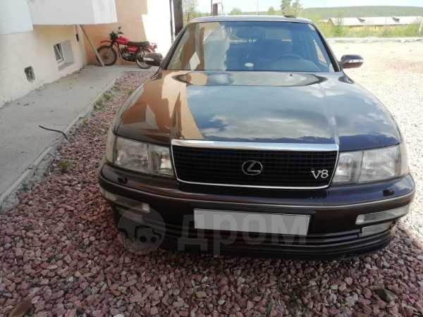 Lexus LS400, 1991 год, 250 000 руб.