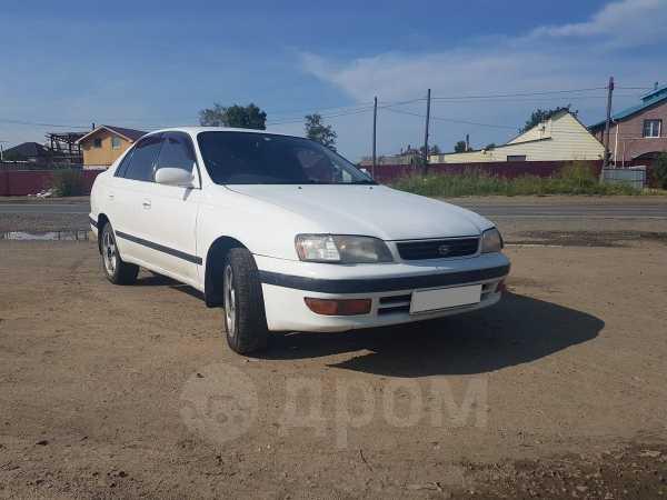 Toyota Corona, 1995 год, 135 000 руб.