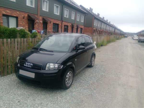 Audi A2, 2001 год, 220 000 руб.