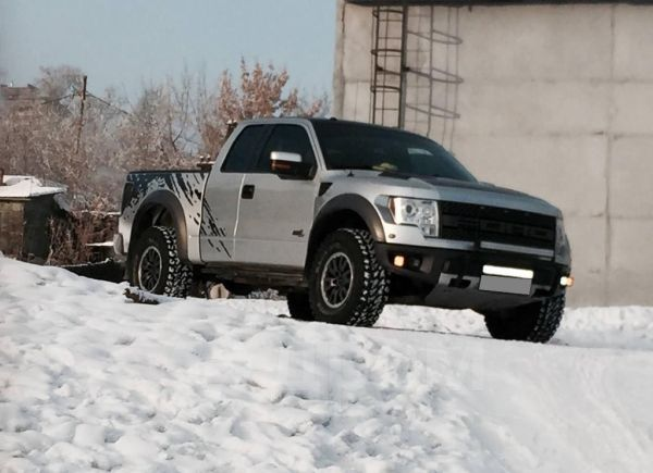 Ford F150, 2011 год, 2 700 000 руб.