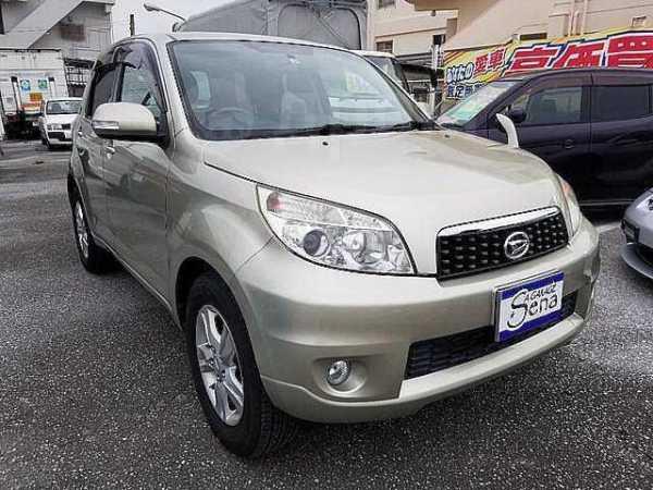 Daihatsu Be-Go, 2009 год, 640 000 руб.