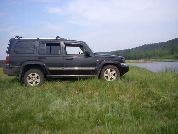 Jeep Commander, 2007 год, 745 000 руб.