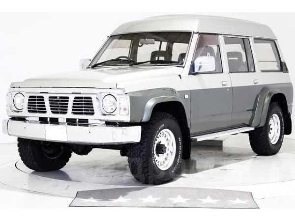 Nissan Safari, 1991 год, 606 000 руб.