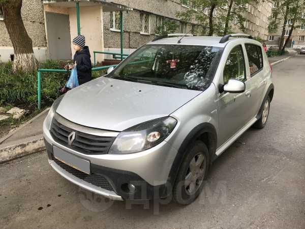 Renault Sandero Stepway, 2014 год, 540 000 руб.