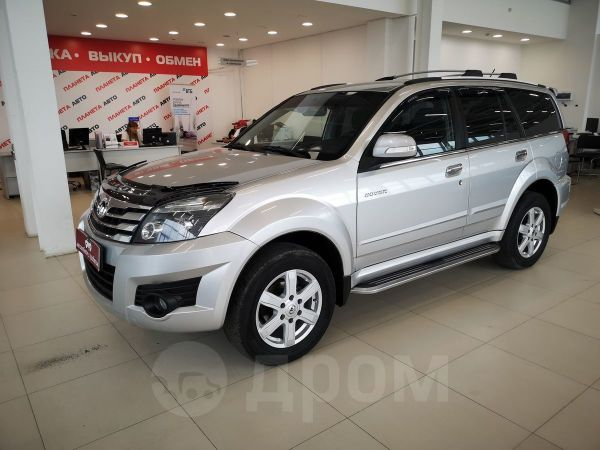 Great Wall Hover H3, 2014 год, 667 000 руб.