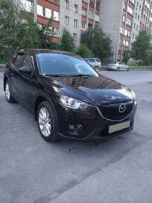 Новосибирск Mazda CX-5 2013