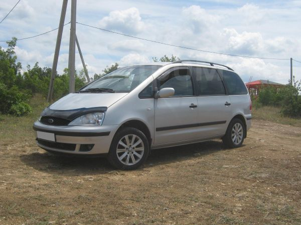 Ford Galaxy, 2000 год, 285 000 руб.