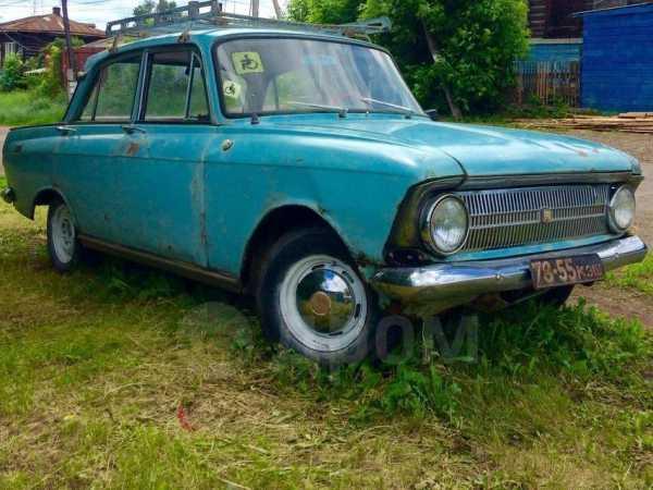 Москвич 412, 1972 год, 9 000 руб.