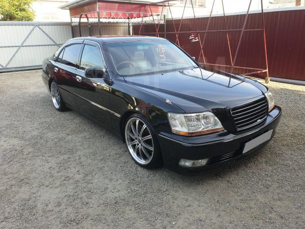 Toyota Crown Majesta, 1999 год, 550 000 руб.