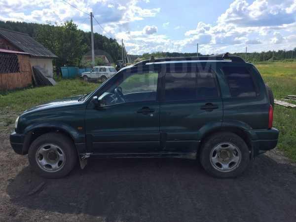 Suzuki Grand Vitara, 2002 год, 220 000 руб.