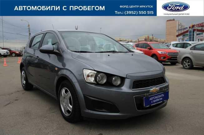 Chevrolet Aveo, 2013 год, 499 000 руб.