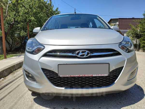Hyundai i10, 2012 год, 530 000 руб.