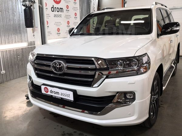 Toyota Land Cruiser, 2019 год, 5 695 000 руб.