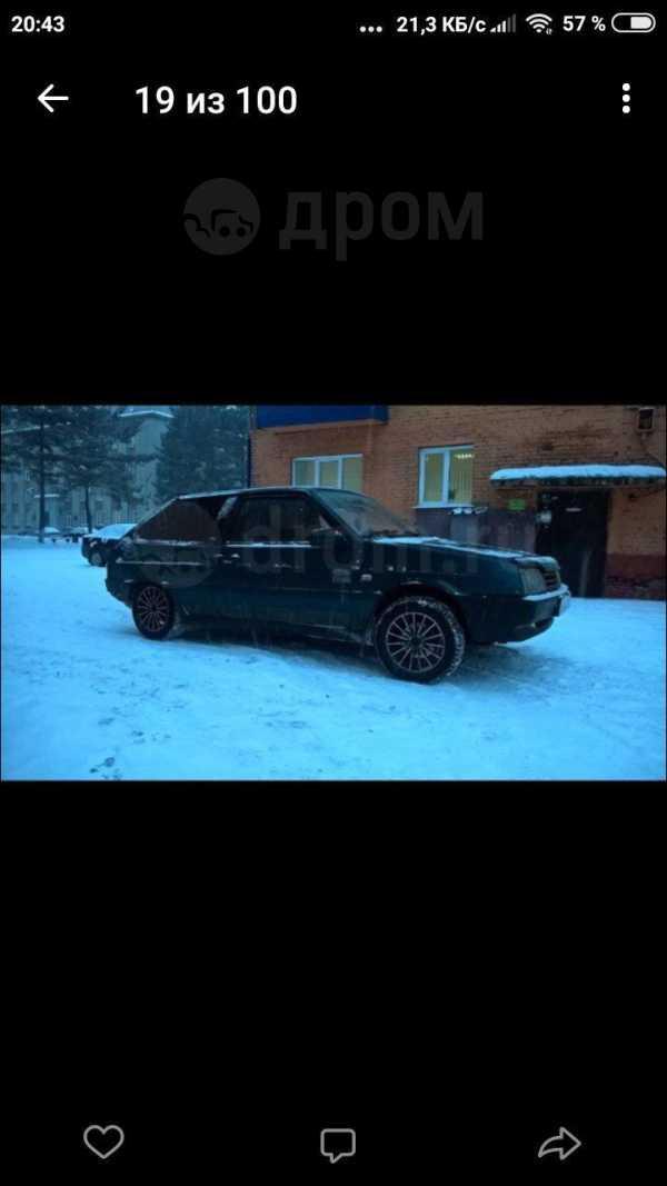 Лада 2108, 1997 год, 100 000 руб.