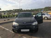 Красная Поляна BMW X6 2016