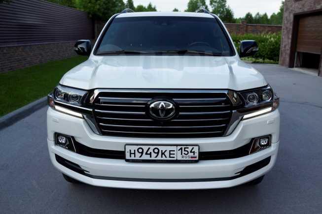 Toyota Land Cruiser, 2018 год, 5 100 000 руб.