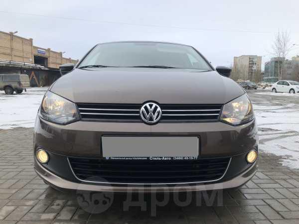 Volkswagen Polo, 2014 год, 599 000 руб.