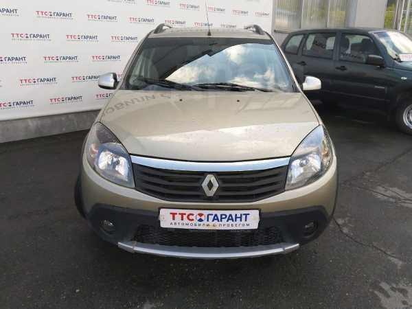 Renault Sandero Stepway, 2013 год, 457 700 руб.
