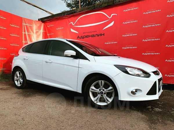 Ford Focus, 2012 год, 499 900 руб.