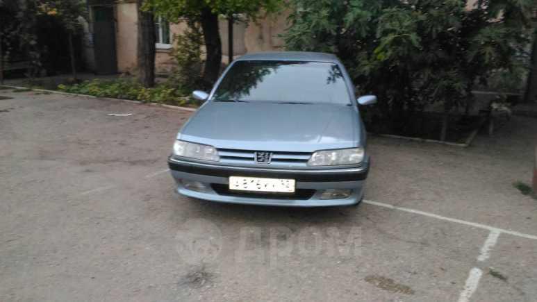 Peugeot 605, 1990 год, 140 000 руб.