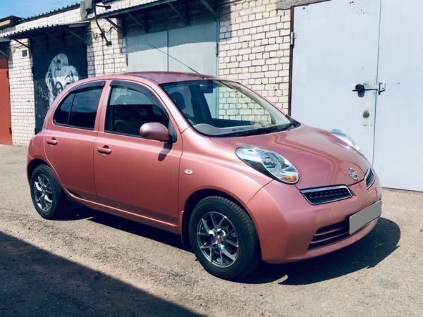Nissan March, 2007 год, 310 000 руб.