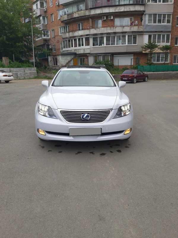 Lexus LS600h, 2007 год, 899 000 руб.