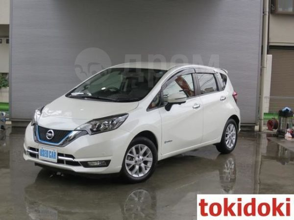 Nissan Note, 2016 год, 860 000 руб.