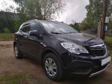 Нытва Opel Mokka 2014