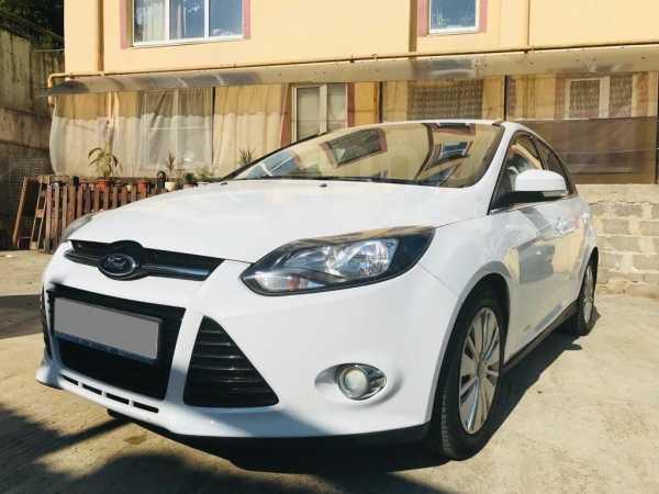 Ford Focus, 2013 год, 470 000 руб.