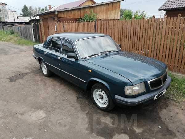 ГАЗ 3110 Волга, 1999 год, 110 000 руб.