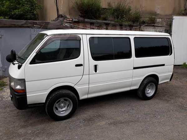 Toyota Regius Ace, 2004 год, 540 000 руб.