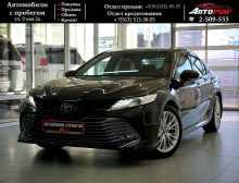 Красноярск Toyota Camry 2018
