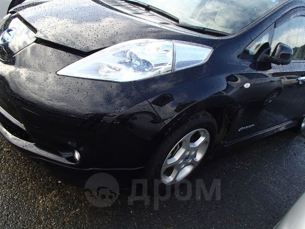 Nissan Leaf, 2012 год, 430 000 руб.