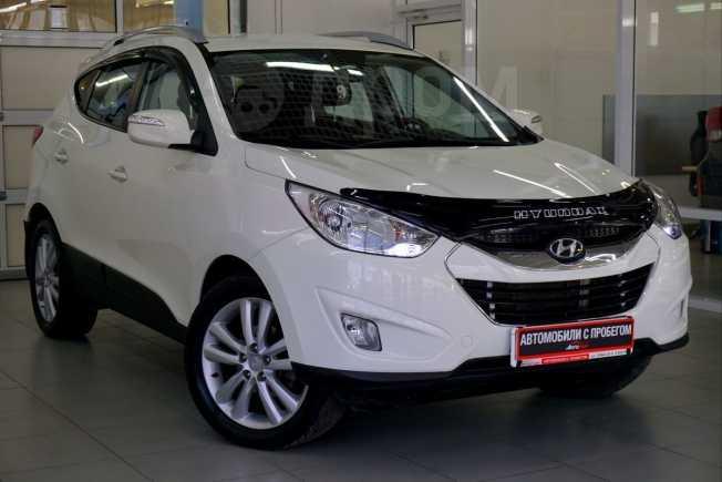 Hyundai Tucson, 2010 год, 697 000 руб.